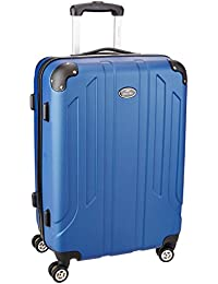 Pronto Protec ABS 58 cms Blue Hard Sided Carry-On (6516 - BL)