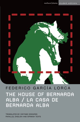 House of Bernarda Alba: La Casa De Bernarda Alba (Methuen Drama) (Methuen Drama Modern Plays) por Federico Garcia Lorca