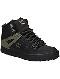 DC Men's Spartan High WC Wnt Low-Top Sneakers