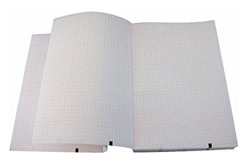 EKG-Thermopapier in Faltlage zu Aspel Ascard Gold