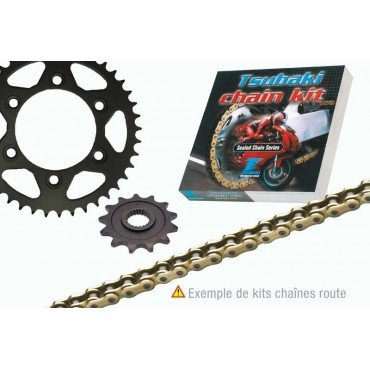 Rieju 50spike-02- Kit cadena 12/48Tsubaki renforce-486270