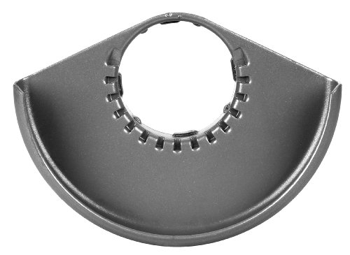 Bosch Zubehör 1605510365 Schutzhaube ohne Deckblech 125 mm