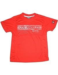 NBA Los Angeles Clippers Jungen Komfortabel Fit Short Sleeve T-Shirt
