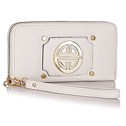 Trendstar Women Padlock Stock Exchange Large Ladies Clutch Wallets Coin Parts Girls Leather Credit Card Holder Faux