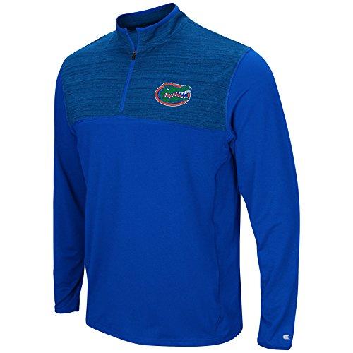 A-Big und Hoch sizes-1/4Zip Pullover Windshirt, Herren, Florida Gators-Blue, 4XL Tall ()