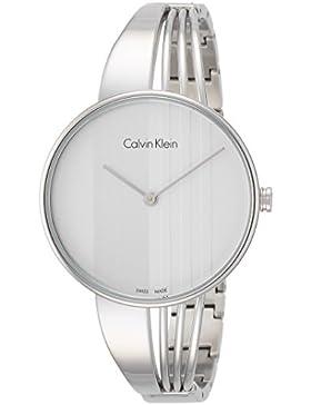 Calvin Klein Damen-Armbanduhr K6S2N116