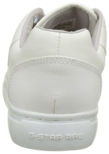 G-STAR RAW Damen Thec Low Sneakers Weiß (white 110)