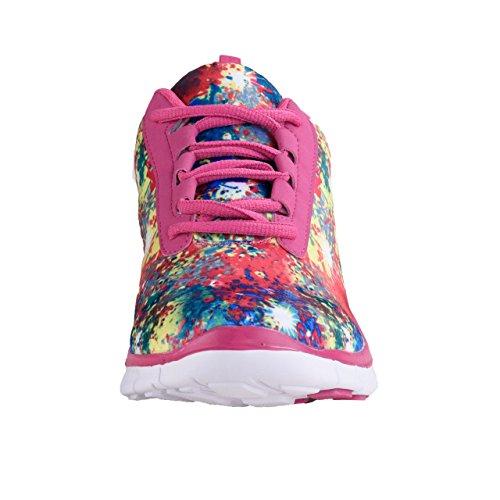 Action Activity Damen Seamless Leichtlaufschuhe Pink Pink