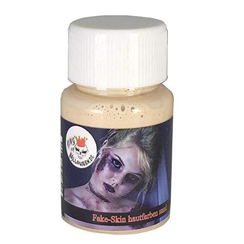 KOH,Latexmilch Skin Sand,Kunsthaut,Halloween Make up,Zombie Schminke,Wunden+Narben-FX Schminke