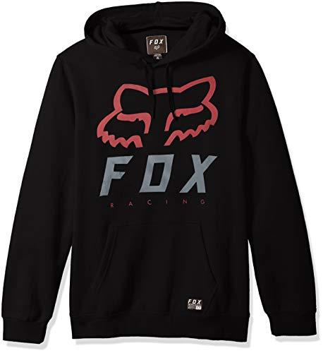 Fox Bluse, Forger Schwarz, Größe M