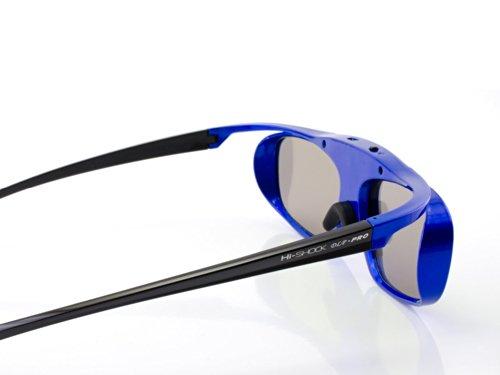 1x 3D Brille DLP-Link - Kompatibel nur mit 3D-Projektoren