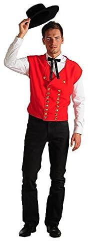Alsacien Costume - Gilet Alsacien