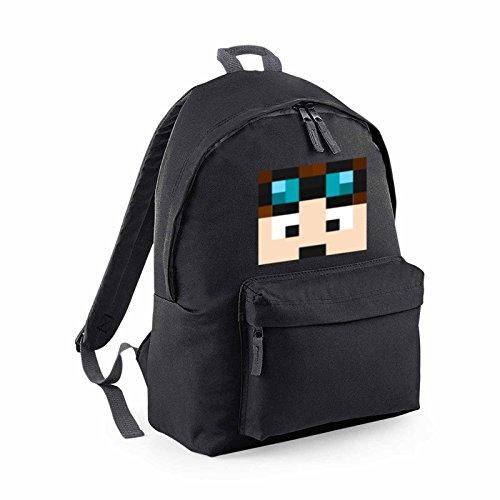 apparel-printing-dantdm-dan-the-diamond-minecart-face-player-skin-youtuber-fashion-backpack-black