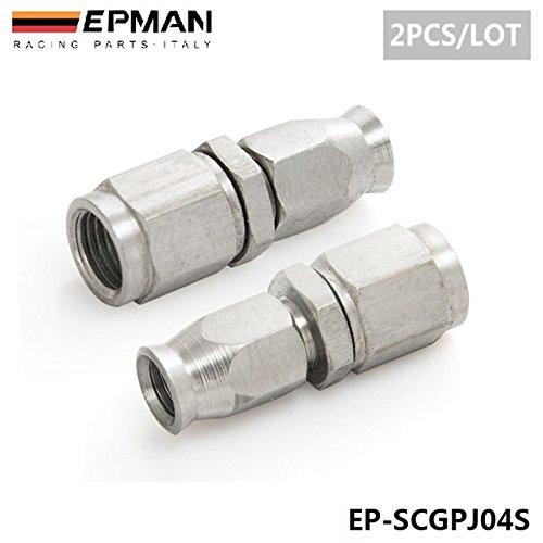 2-pcs-lot-epman-acier-inoxydable-an3-vers-un-3-droite-frein-pivotant-telfon-tuyau-extremites-de-voit