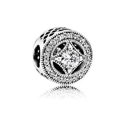 Pandora-Damen-Charm-925-Silber-Zirkonia-wei-791970CZ