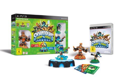 Skylanders Swap Force Starter Pack - [PlayStation 3]