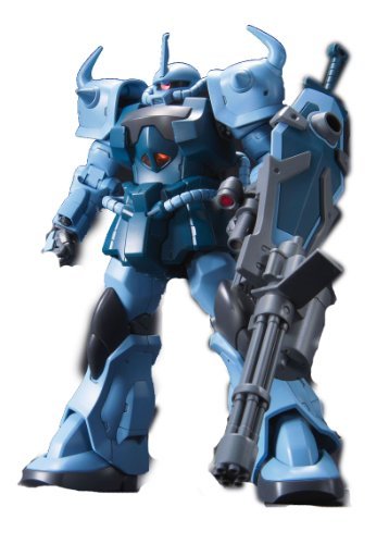 Bandai Hobby HGUC # 117 ms-06b Gouf Custom Model Kit (1/144 Scale) -