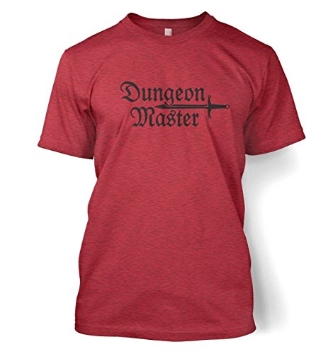 Fantasy Fiction Tshirts By Big Mouth Herren Blusen T-Shirt Heather Cardinal