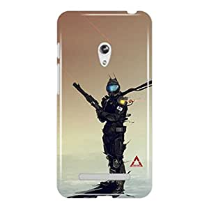 a AND b Designer Printed Mobile Back Cover / Back Case For Asus ZenFone 5 (ZEN_5_3D_3591)