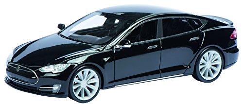 Preisvergleich Produktbild Schuco 450897100 - Tesla Model S, Masstab 1:43, Auto Und Verkehrsmodell, Schwarz