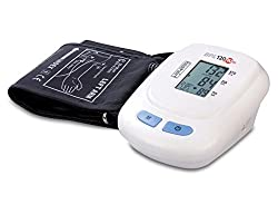 BPL BP Monitor 120/80 B3 - (White)
