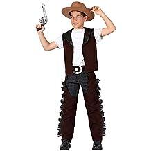Amazon.es  disfraz vaquero niño - 5-7 años caa7f86f547
