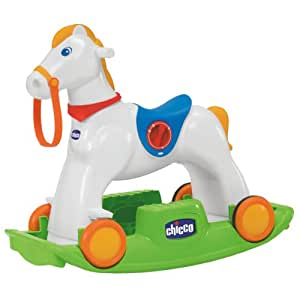 Chicco 70603 Chicco Rodeo, Cavalcabile 3 in 1