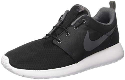 Nike Herren Roshe One SE Textil Sneaker - Schwarz (Black/dark Grey/dark Grey/whit), 44 EU