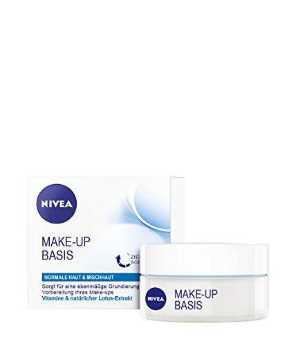 Nivea Make Up Basis für normale Haut, 2er Pack (2 x 0.05 l)