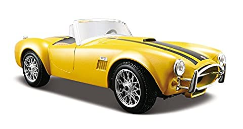 Maisto 1:24 Scale Shelby Cobra 427 65 Model Car ( assorted colors )