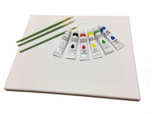 acrilico-pintura-revestimiento-de-triple-imprimacion-a4-lienzo-conjunto-con-cepillos