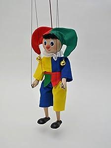 Moravská 18161B Ustredna - Copas de marioneta (30 cm)