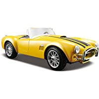 Maisto 31276 - Shelby Cobra 427 67 1:24, color assortiti