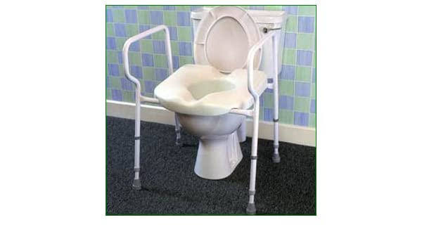 Astonishing Stirling Elite Toilet Frame Amazon Co Uk Health Personal Pabps2019 Chair Design Images Pabps2019Com