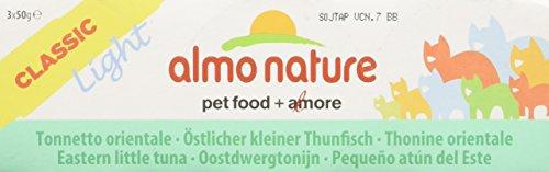almo nature Gatto Light Tonnetto Gr50
