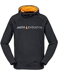 Musto Evolution Signature Hoody - Black