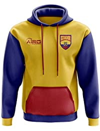 Airo Sportswear Ecuador Concept Country Football Hoody (Red)