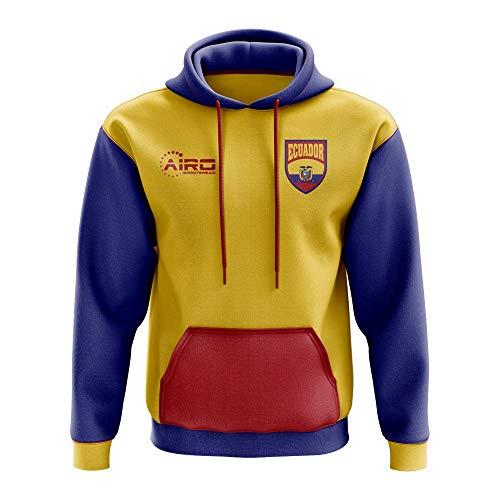 Airo Sportswear Ecuador Concept Country Football Hoody (Red)