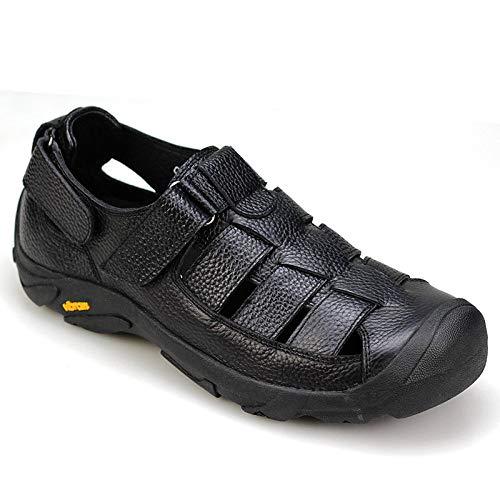 Infradito Uomo Ciabatte Sandali da Infradito Sandali da Uomo Superior Scarpe Estive da Uomo Moda Sandalias Beach Shoes Soft Bottom @ 41