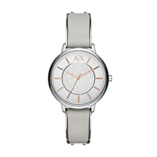 Un/X Armani intercambio para mujer Smart piel reloj