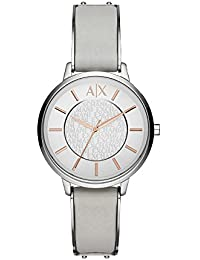 Armani Exchange Analog Silver Dial Women's Watch - AX5311
