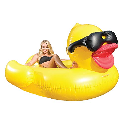 Unbekannt Spiel Derby Duck aufblasbare Schwimmen Pool Float