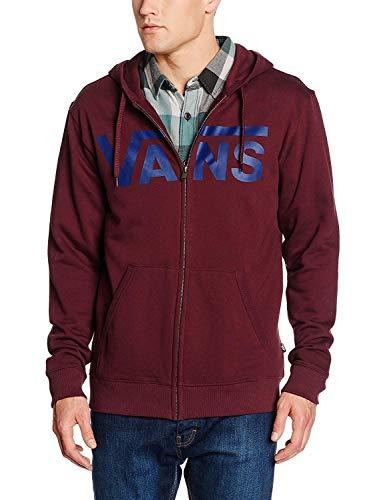Vans Herren MN Classic Fleece/Zip Hood, Port Royale/Dre, M -