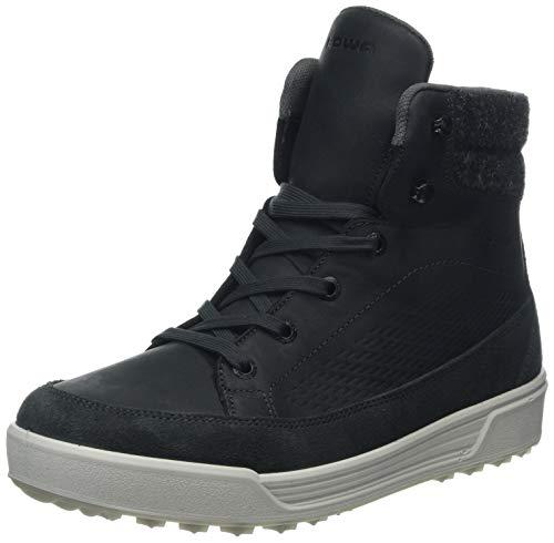 Lowa Serfaus GTX Mid, Chaussures de Randonnée Hautes Homme