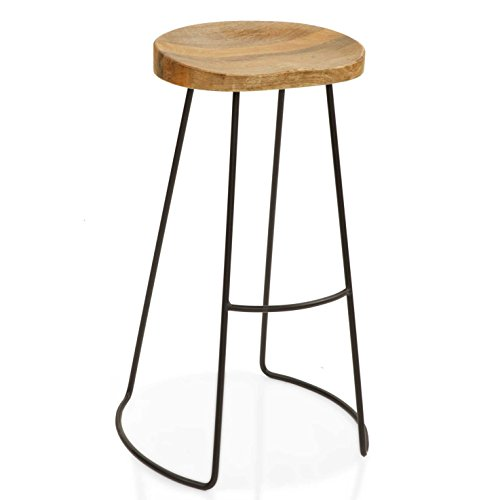 Seville Bar Stool - Natural