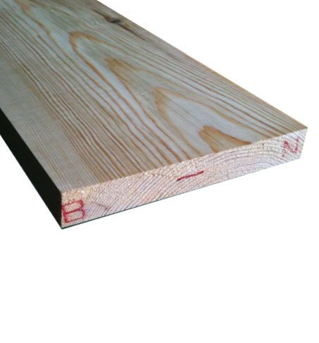 """7"""" x 1"""" (170mmx20mm) Planed All Round Timber 2.1m in Various Pack Sizes Free Delivery (2)"""