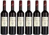 Weingut Carl Finkenauer Merlot Qualitätswein bestimmter Anbaugebiete feinherb 2015 (6 x 0.75 l)