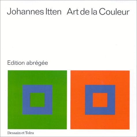 Art de la couleur, dition abrge
