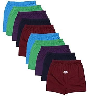 Esteem Baby Boys Cotton Bloomer drawer briefs (Pack Of 10) (12-18 Months)