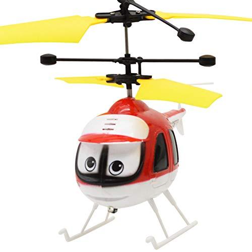 RC Mini Helicopter Radio Fernbedienung Flugzeug Toy Micro 2 Kanal-Fernbedienung Controlled Modell, Unmanned Elektro-Remote Control Aircraft Chargy-Helikopter Spielzeug Modell (Radio Control Modell-flugzeuge)